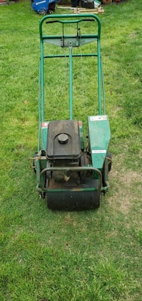 Lawn mowing and aerator services  Alexandria
