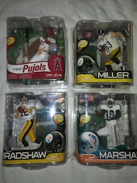 Mcfarlane chase pieces Baltimore, 21225