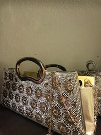 Special event beautiful purse. Brand new with tags  Tulsa, 74129