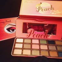 Palette de maquillage Too Faced Sweet Peach Ambérieux-d'Azergues, 69480