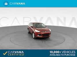 2013 Ford Escape suv SEL Sport Utility 4D Red