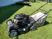 Craftsman self propelled push mower. Claysburg