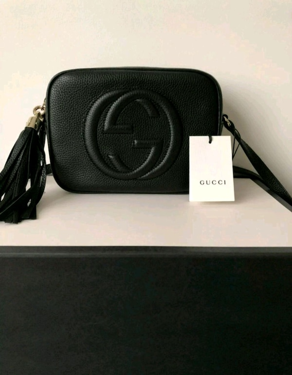 bea51ca4d0b Used Gucci Soho disco bag with tags and receipt for sale in Romford - letgo