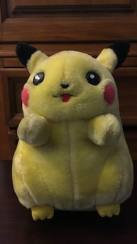 Pikachu plush toy San Diego, 92115