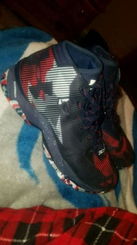 Curry 2.5 Mens Size 13 Basketball Shoes Warman