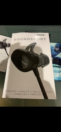 Brand new Bose wireless earbuds Clifton, 20124