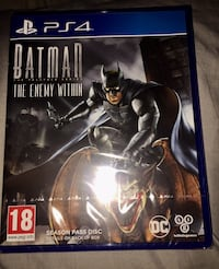 PS4 batman the enemy within  Pontefract