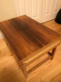 Solid wood TV stand/coffee table Vancouver, V5L 4L6