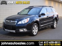 Subaru Outback 2012 Somerville