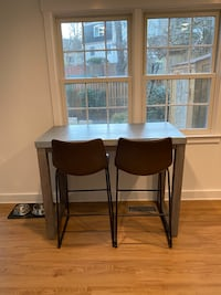 CB2 Table and Chairs  Fairfax, 22031