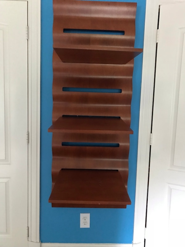 Solid wood brand new condition