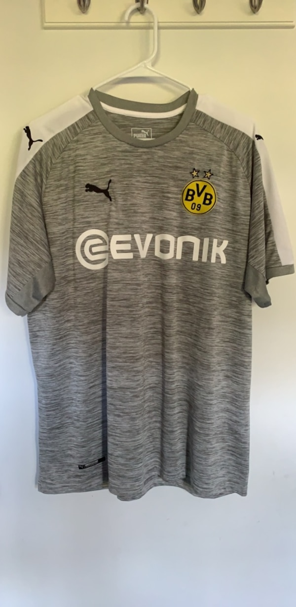 cheap for discount ae48d 228da Christian Pulisic #22 Soccer Jersey, Dortmund, XL