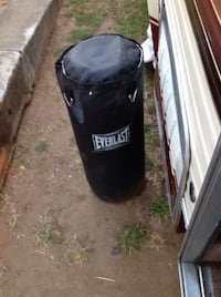 Everlasting punching bag No rips. or tears. Elverta, 95626