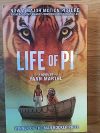Life of Pi Filtvet, 3480