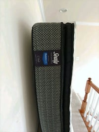 Sealy Plush King Bed Waldorf