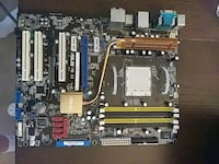 Asus m2n-E fully working  Vienna, 22180