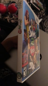 Wii sims 2 pets Rockville, 20853