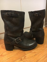 "Frye Boots ""Veronica"" with heel Mississauga, L5H 3S6"