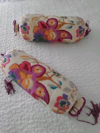 2xZara Home- Embroidery cushions  40cm x16cm- Good as New/ for sale