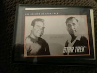 Star Trek The Origins poster Des Moines, 50317