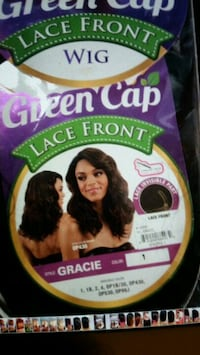 OFF BLACK BODYWAVE WIG LACE FRONT  Indianapolis, 46254