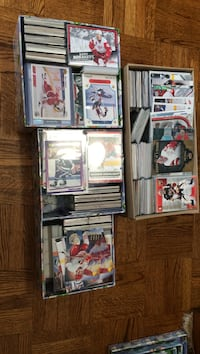 assorted ice hockey collectible cards King, L7B 1G2