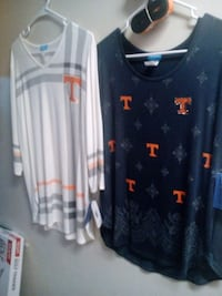 Mediums Tennessee Lady volunteers shirts regular $ Knoxville, 37919