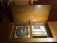 old vintage record player/stereo console   Charlotte, 28278