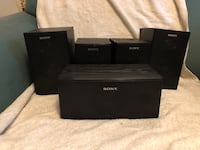 Sony speakers SS-CNP900 & SS-SRP7000 Fairfax, 22030