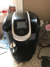 Keurig 2.0 with carousel Barely used. 95 or obo. Oshawa, L1L 0A9