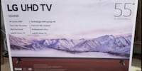 55 INCH LG TV SET WITH STAND MUST GO! Edmonton, T5Z 3C6