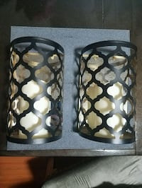 Metal Sconce Candle Holder Los Angeles, 91356