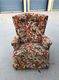 Vintage reclining chair New Orleans, 70124