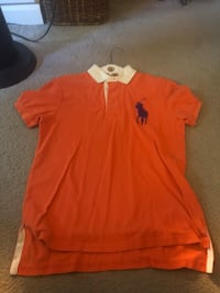 Polo Ralph Lauren Orange & Blue Columbia, 21044