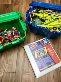 K'Nex & Magnetix Cambridge, N3C 2V3