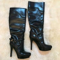 Authentic gucci boots Burnaby, V5H 3Z2