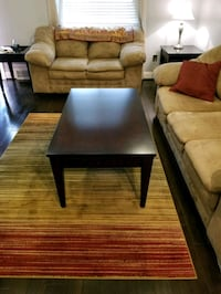 Matching coffee table & 2 end tables Alexandria, 22305