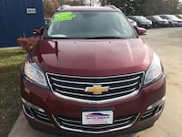 2015 Chevrolet Traverse FWD 4dr LTZ GUARANTEED CREDIT APPROVAL! Des Moines
