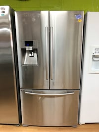 Samsung stainless steel French door refrigerator  47 km