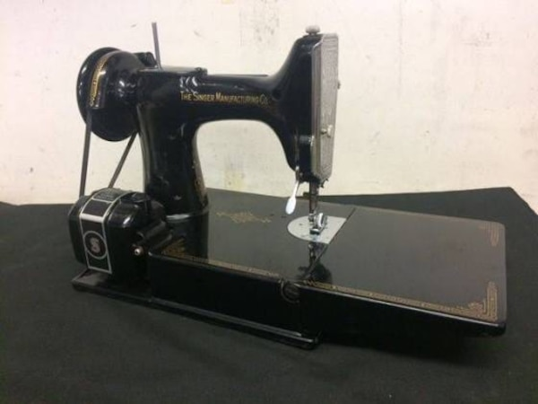 Used 40 Vintage Singer Featherweight Sewing Machine Catalog 4040 Inspiration 1947 Singer Featherweight Sewing Machine