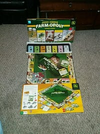 Collector's Edition FARM-OPOLY Kenly, 27542