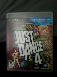 PS3 Just Dance 4 Burnaby, V5A 1R3