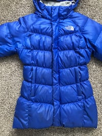 Girls North Face size 7/8