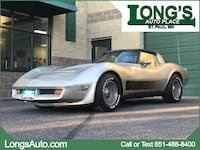 Chevrolet Corvette 1982 Saint Paul
