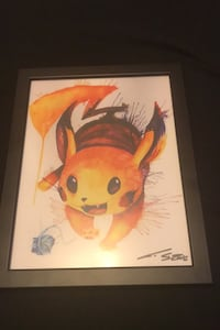 Pikachu painting Painting California City, 93505