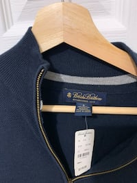 Brooks Brothers sweater with zipper Windsor, N8P 1Z6