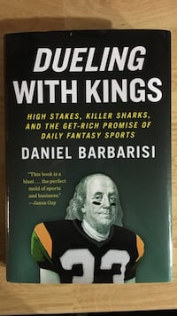 Dueling with kings by Daniel Barbarisi book New York, 10472