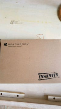 Insanity workout program (never opened) Melbourne, 32935
