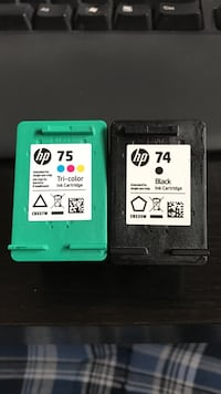 HP ink cartridges NEW but opened Colorado Springs, 80919