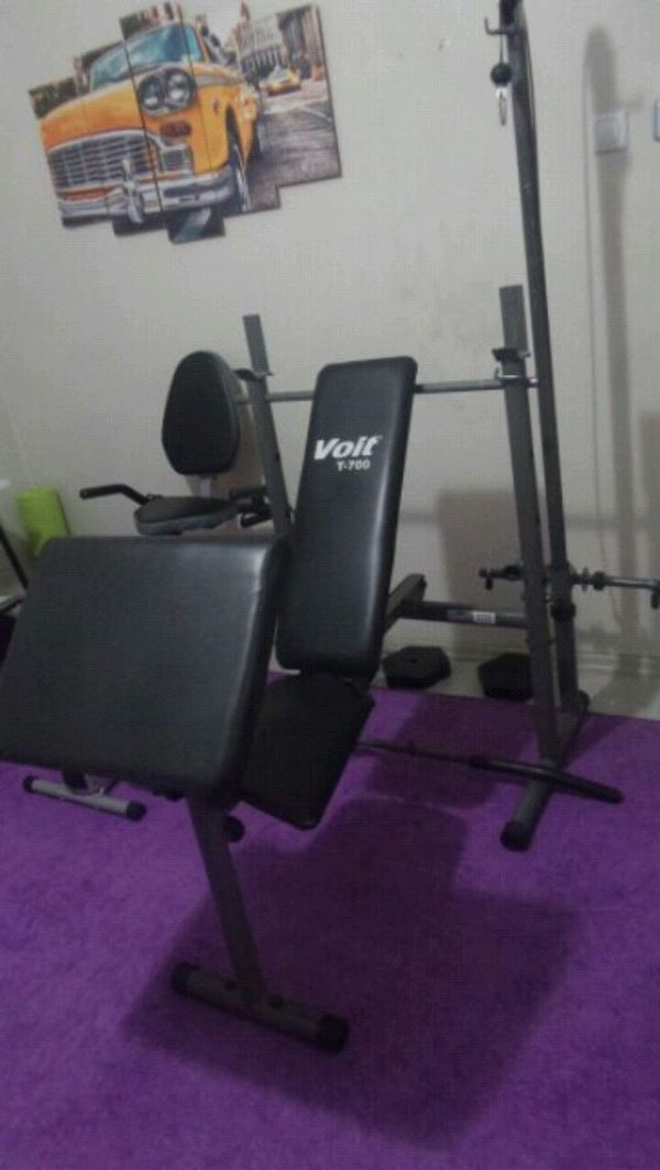 Bench press sehpası 52fcfa29-8d2c-4970-bc23-a1d972f3485f